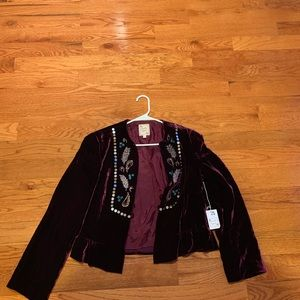 Nanette Lepore Jacket BrandNew Never Worn With Tag